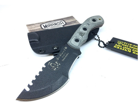 TOPS Cuchillo Tom Brown MINI TRACKER Original MADE IN USA