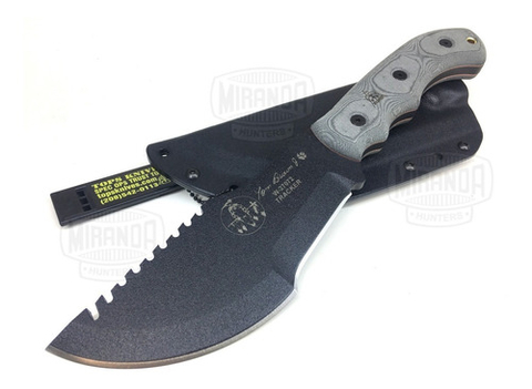 TOPS Cuchillo Tops Tom Brown TRACKER El Original MADE IN USA