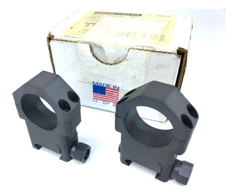 Montaje Anillos Tacticos Acero Tps Usa Tactical 1 PuLG High