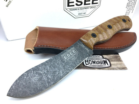 ESEE Cuchillo Bushcraft Esee Jg5 Camp Lore Original MADE IN USA