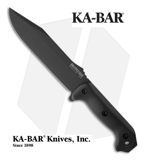 KA-BAR Cuchillo Becker BK-7 COMBAT UTILITY Made in USA