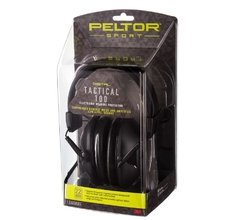 PELTOR PROTECTOR AUDITIVO ELECTRONICO TACTICAL 100 ORIGINAL
