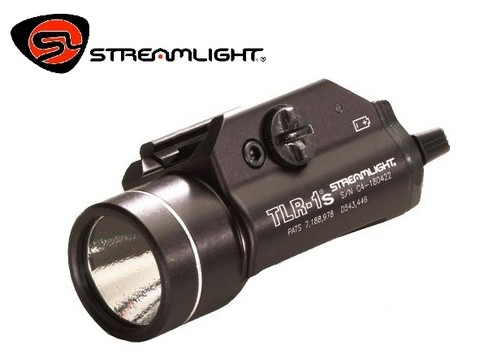 STREAMLIGHT TLR-1s Linterna Tactica para Armas