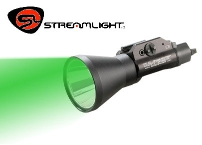 STREAMLIGHT TLR-1 Game Spotter Linterna Tactica de Caza MADE IN USA - comprar online