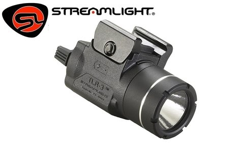 STREAMLIGHT TLR-3 Linterna Universal para Pistolas MADE IN USA