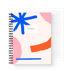 CUADERNO / NOTEBOOK - Pop life