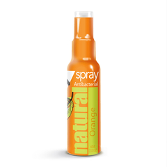SPRAY ANTIBACTERIAL - Natural orange 60 ml.