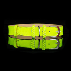 COLLAR NEON - Amarillo