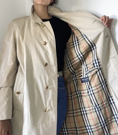 Trench-Coat Burberry Vintage