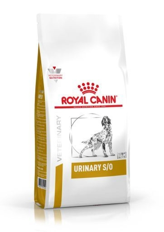 Royal Canin Urinary dog