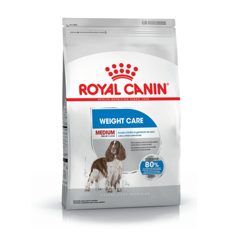Royal Canin Medium Adulto Weight Care