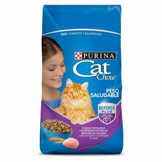 Cat Chow Peso Saludable