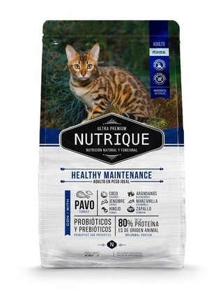 Nutrique Young  Adulto Cat  Healthly Maint