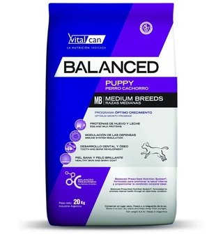 Vital Can Balanced Puppy Medium Breed