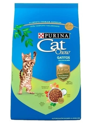 Cat Chow Defense Nature Gatitos