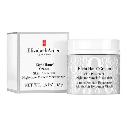 Eight Hour Cream Skin Protectant Nighttime Miracle Moisturizer - Cream
