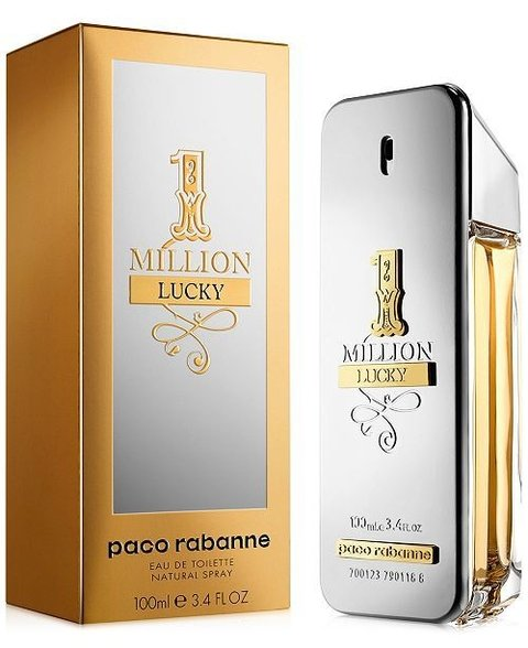 One Million Lucky - Eau de Toilette
