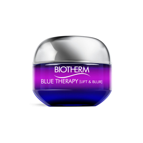 Blue Therapy lift & Blur. Creme Liftante, Perfection Iintantanee - Tous types de Peau - Cream