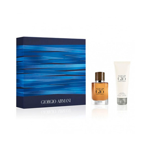 Acqua Di Gio Absolu EDP 40 ml + Shower Gel 75 ml - Eau de Parfum