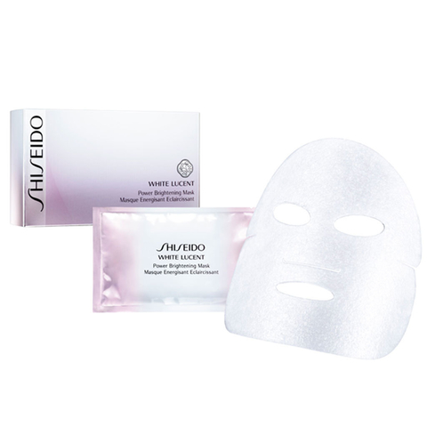Shiseido White lucent Masque Energisant - 6 parches - Fluido