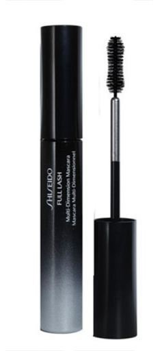 Shiseido Full Lash Mascara - Brown - Fluido