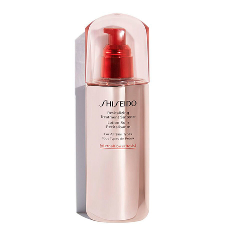 Shiseido Revitalizing Treatment Softener For All Skin Types - Fluido