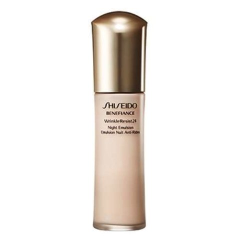 Shiseido Benefiance Wrinkleresist 24 Emulsion Night - Emulsion