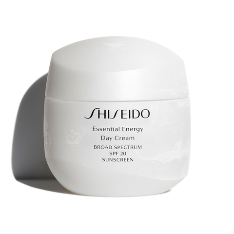 Shiseido Essential Energy Day Cream SPF20 - ReNeura Techology - Crema