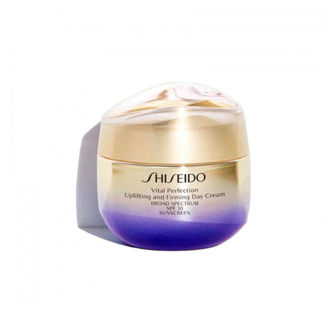 Shiseido Vital Perfection Uplifting and Firming Day Cream SPF 30 - Crema