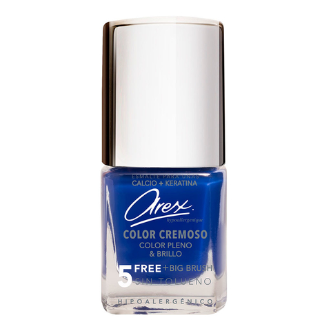 Esmalte Color Cremoso 822 New Blue - Liquido