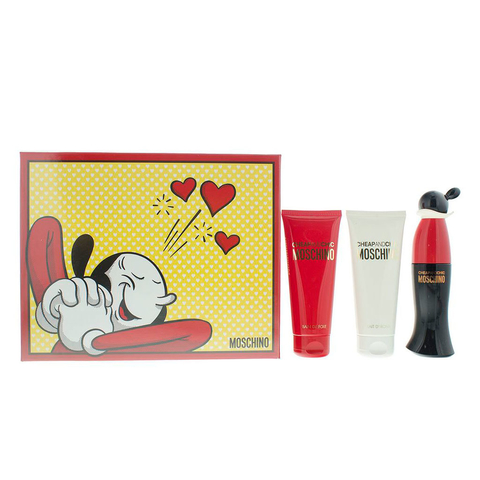 Moschino Cheap And Chic EDT 50 ml + Shower Gel 100 ml + Body Lotion 100 ml - Eau de Toilette