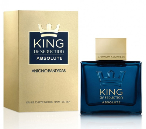 King Of Seduction Absolute - Eau de Toilette