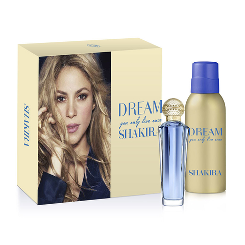 Shakira Dream EDT 80 ml + Deo 150ml - Eau de Toilette