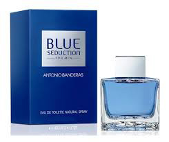 Blue Seduction Men - Eau de Toilette