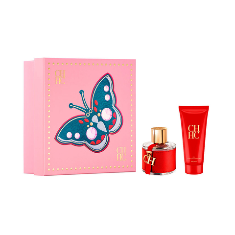 CH Woman EDT 100 ml + Body Lotion 100 ml - Eau de Toilette