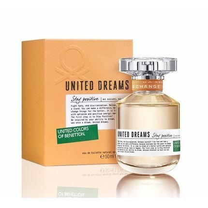 United Dreams Stay Positive - Eau de Toilette