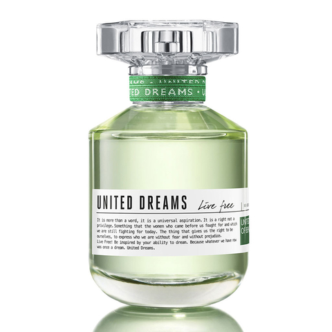 United Dreams Live Free - Eau de Toilette