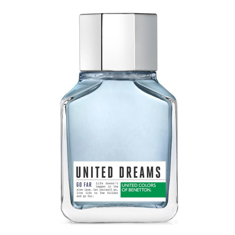 United Dreams Go Far - Eau de Toilette