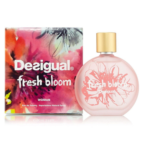 Desigual Fresh Bloom - Eau de Toilette