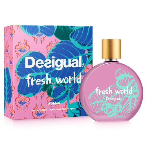 Desigual fresh World EDT - Eau de Toilette