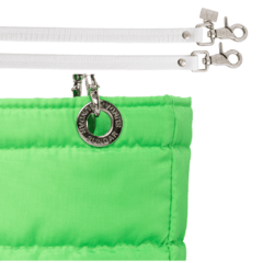 OUTLET  NEON GREEN, SHOULDER BAG - Bolsas Sundar Originales