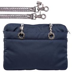 NAVY BLUE 15-INCH SUNDAR LAPTOP BAG on internet