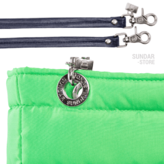 OUTLET  NEON GREEN, SHOULDER BAG