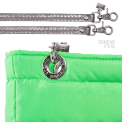 OUTLET  NEON GREEN, SHOULDER BAG - buy online