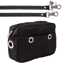 LAURA CROSS BODY, BLACK on internet