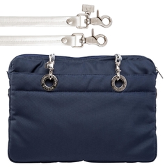 NAVY BLUE 15-INCH SUNDAR LAPTOP BAG