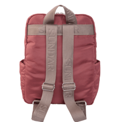 SUNDAR BACKPACK BURGUNDY - online store