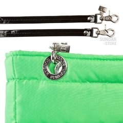 OUTLET  NEON GREEN, SHOULDER BAG - online store