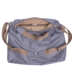 IRENE - SHOULDER BAG, BACKPACK AND CROSSBODY, GRAY - buy online