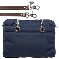 NAVY BLUE 15-INCH SUNDAR LAPTOP BAG - online store